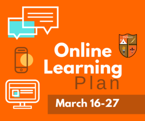 Online Learning Plan