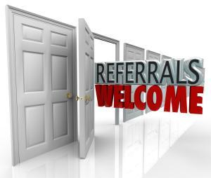 High Cap Referrals Welcome