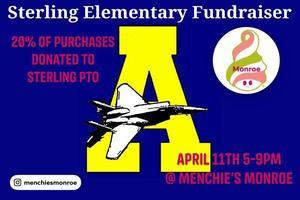Menchie Fundraiser