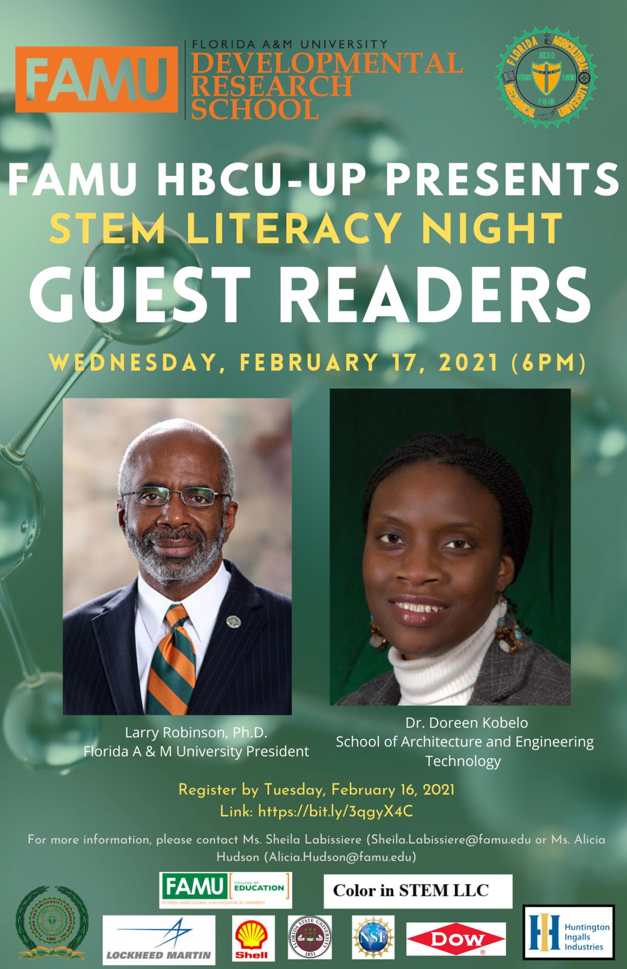 STEM Literacy Night (1) Flyer (2.16.2021)