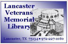 Lancaster Veteran's Memorial library
