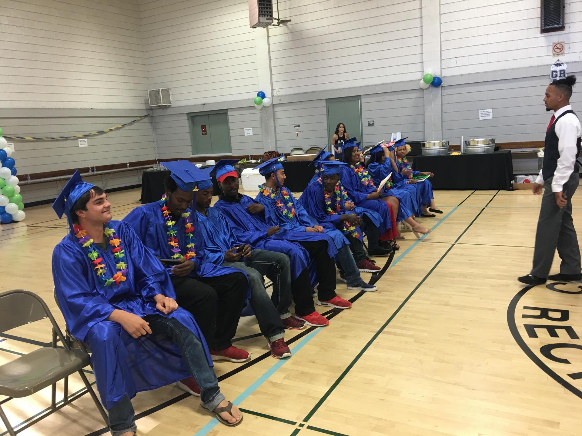 San Diego Class of 2017