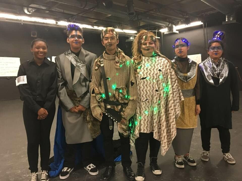LAHSA Internships - Shakespeare Center Los Angeles: Will Power to Youth