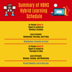 Hybrid Learning Schedule: Quick Guide