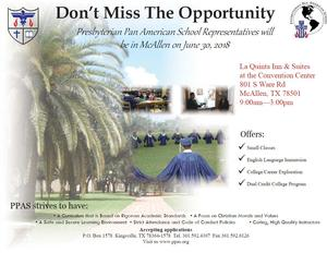 McAllen Recruiting Event - English Flyer.jpg