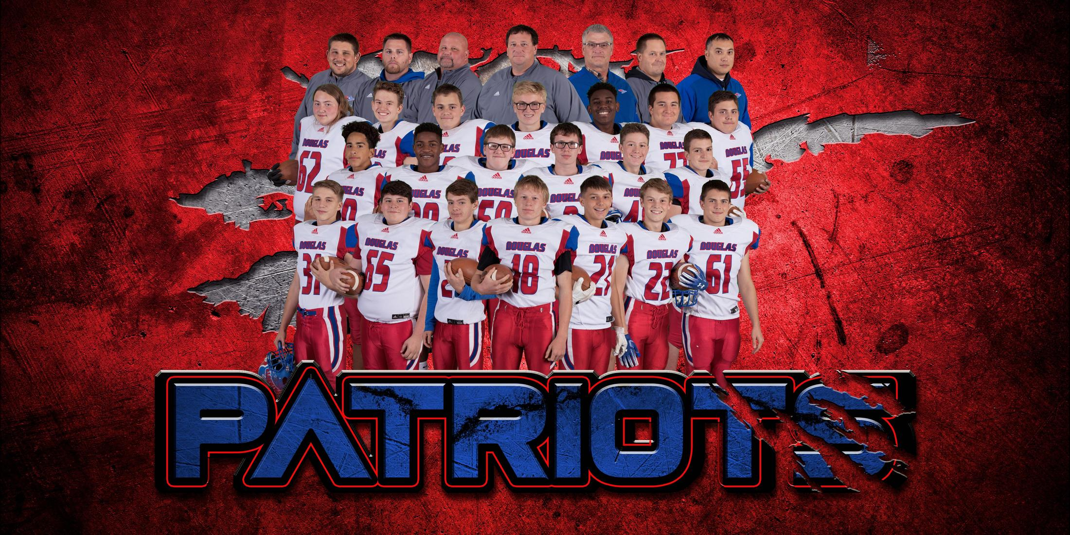 JV Football photo by Angie Vinson