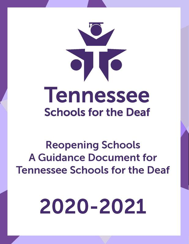 Reopening Schools Guidance Document Cover Graphic Image