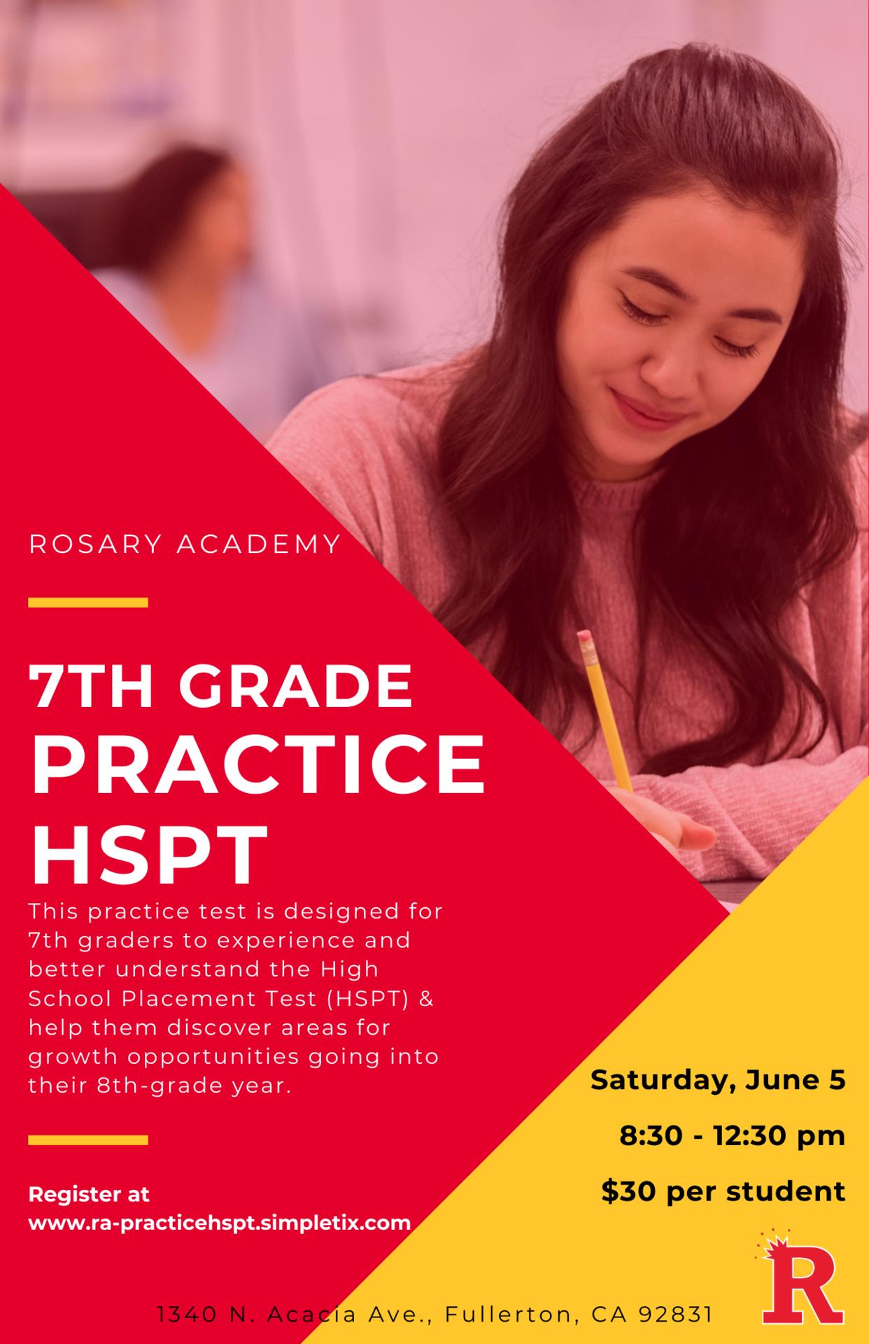 practice hspt