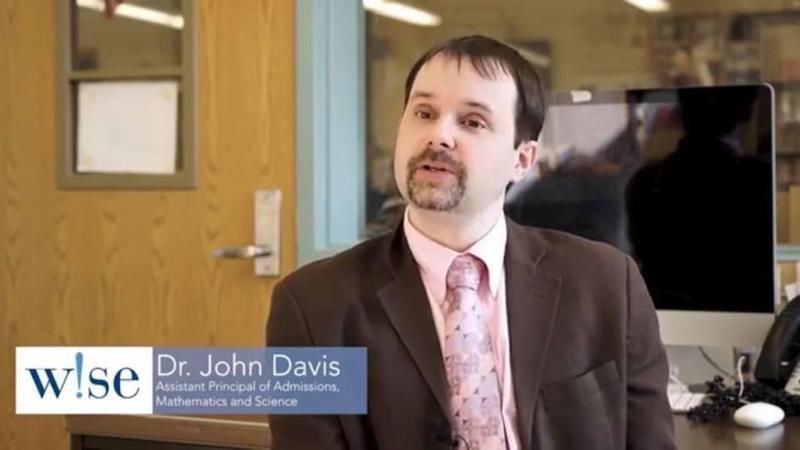 Picture of Dr. John Davis, AP Science