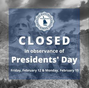 Presidents Day Flyer