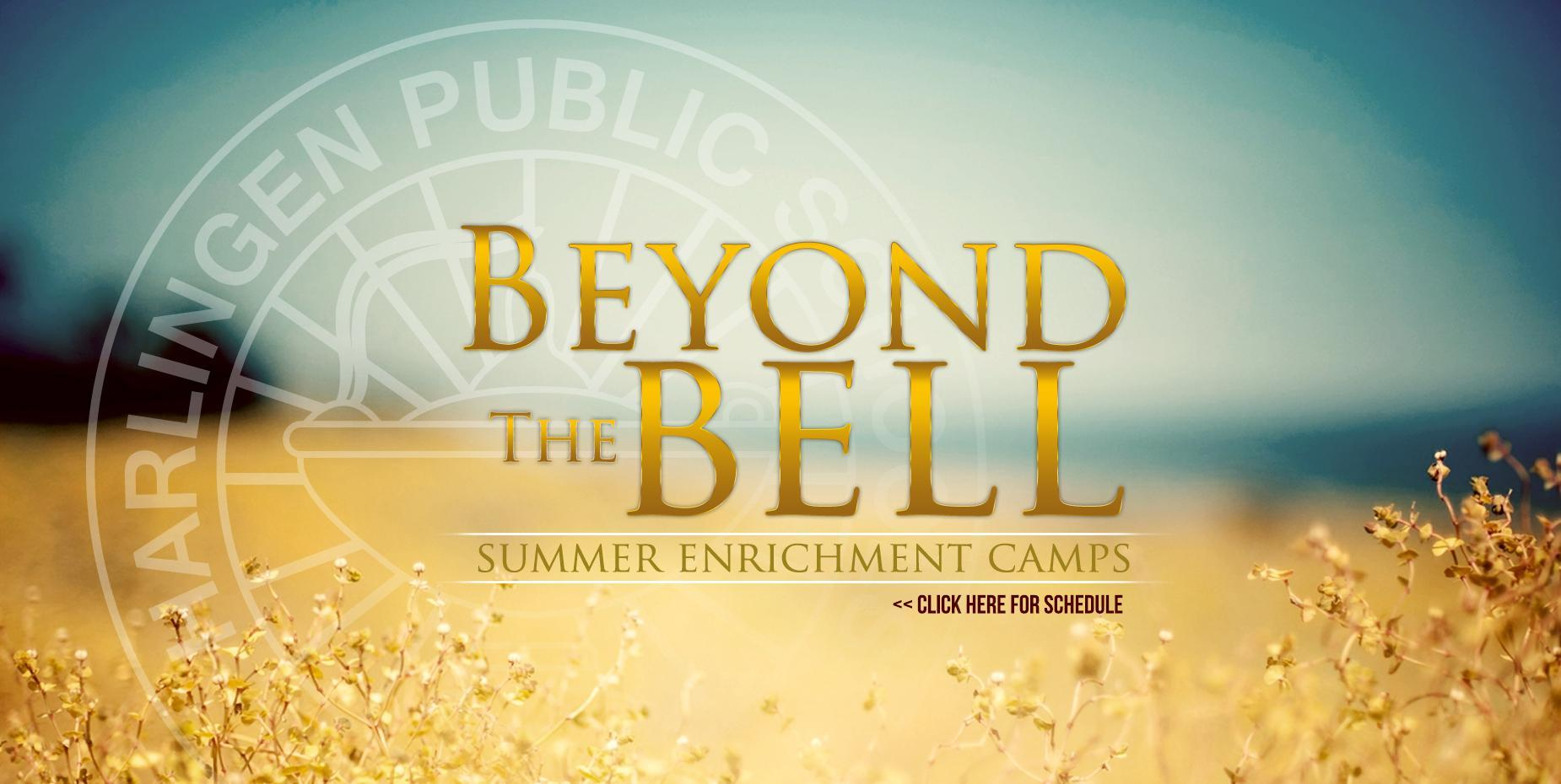 Beyond the Bell Schedule