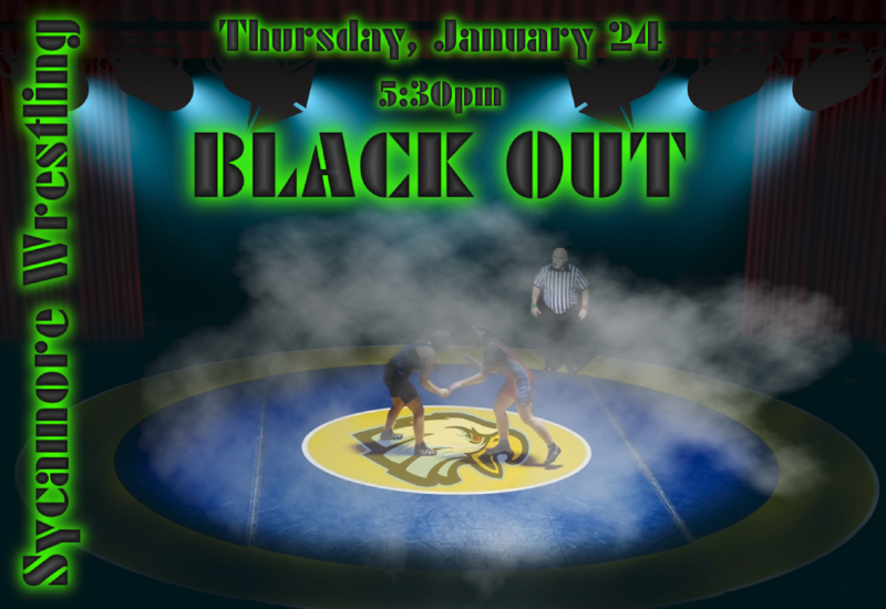 Wrestling Black Out