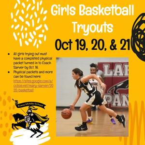 EMS Basketball