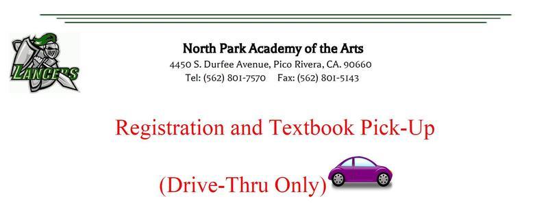 Pick Up Information