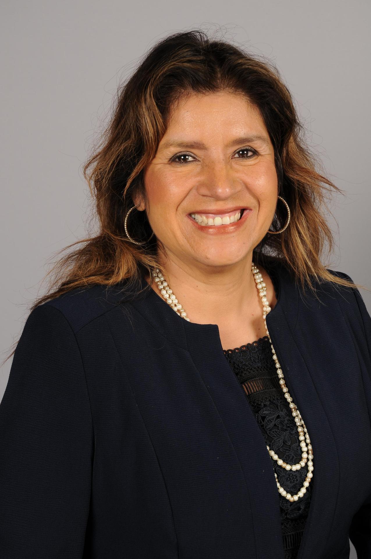 Superintendent Norma Martinez