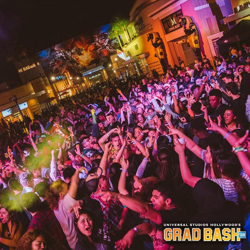 Grad Bash Dance Photo