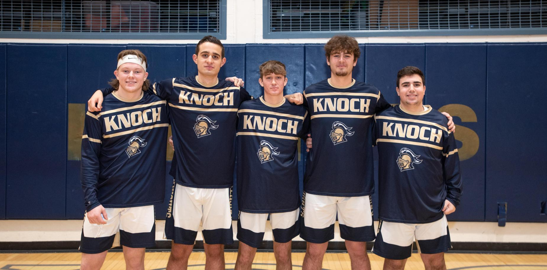 boys' basketball seniors