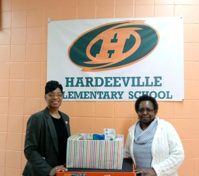Dr. Westbrook & Ms. Chisolm