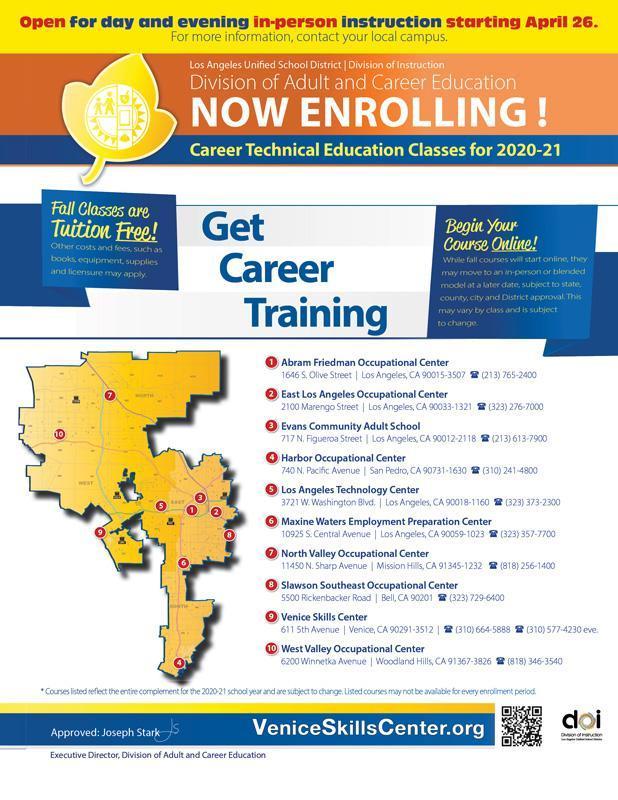 Get Career Training Featured Photo