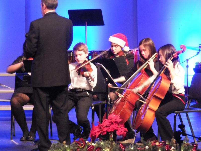 McCabe and Southwest High School Christmas Concert Thumbnail Image