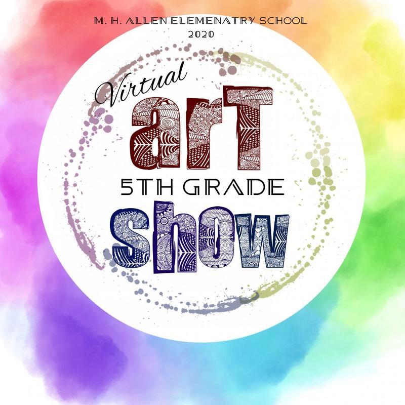 5th grade art show