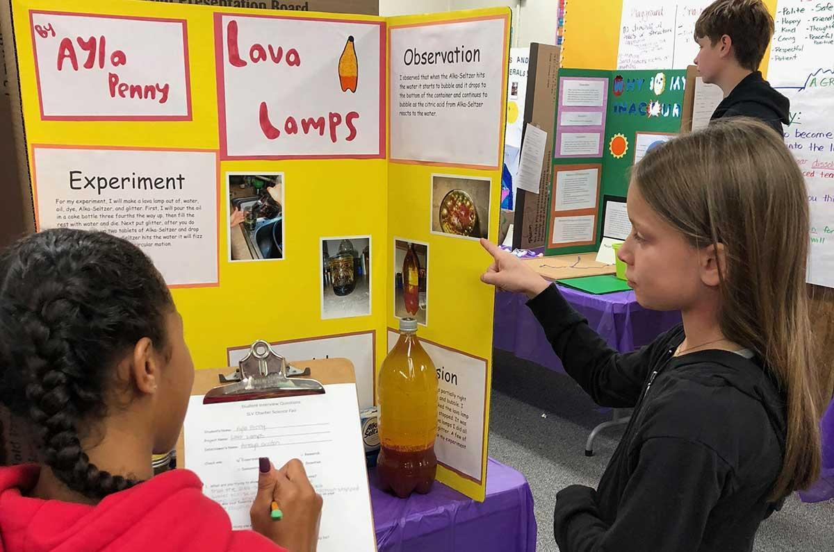 Quail Hollow Homeschool Projects