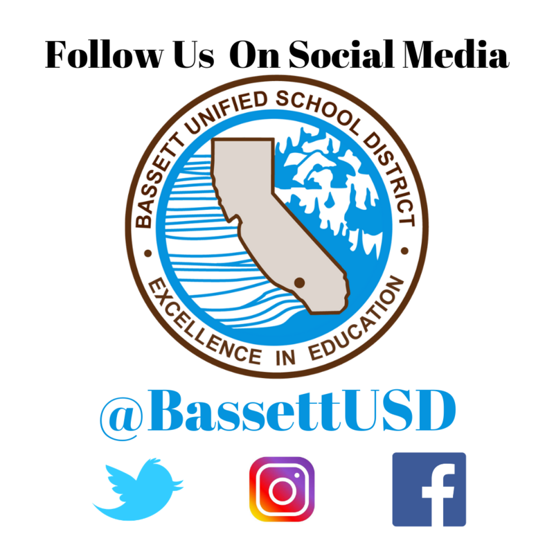 follow us @bassettusd.org