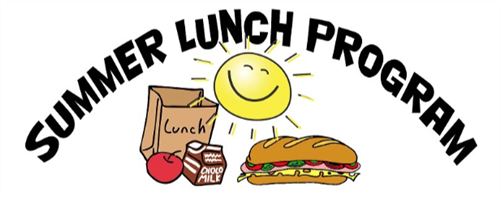 Summer Lunch Program Image