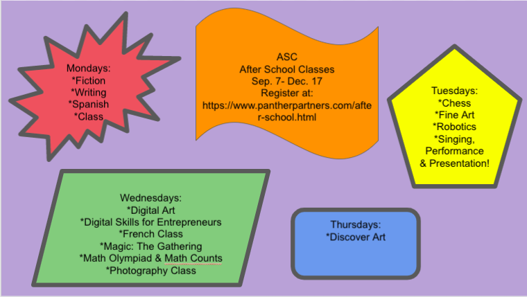 Sign Up today for an After School Class! Thumbnail Image