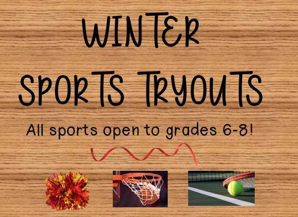 SIMS Winter Sports Tryout Information Featured Photo