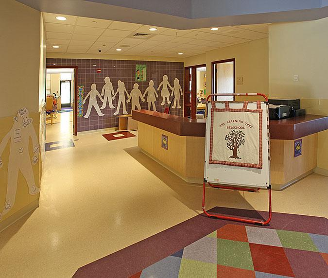 Preschool Foyer Image