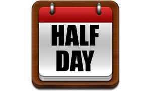 Half-Day image
