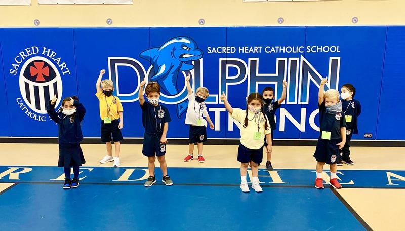 Our Junior Kindergarteners are BIG THUMBS UP for learning! Featured Photo