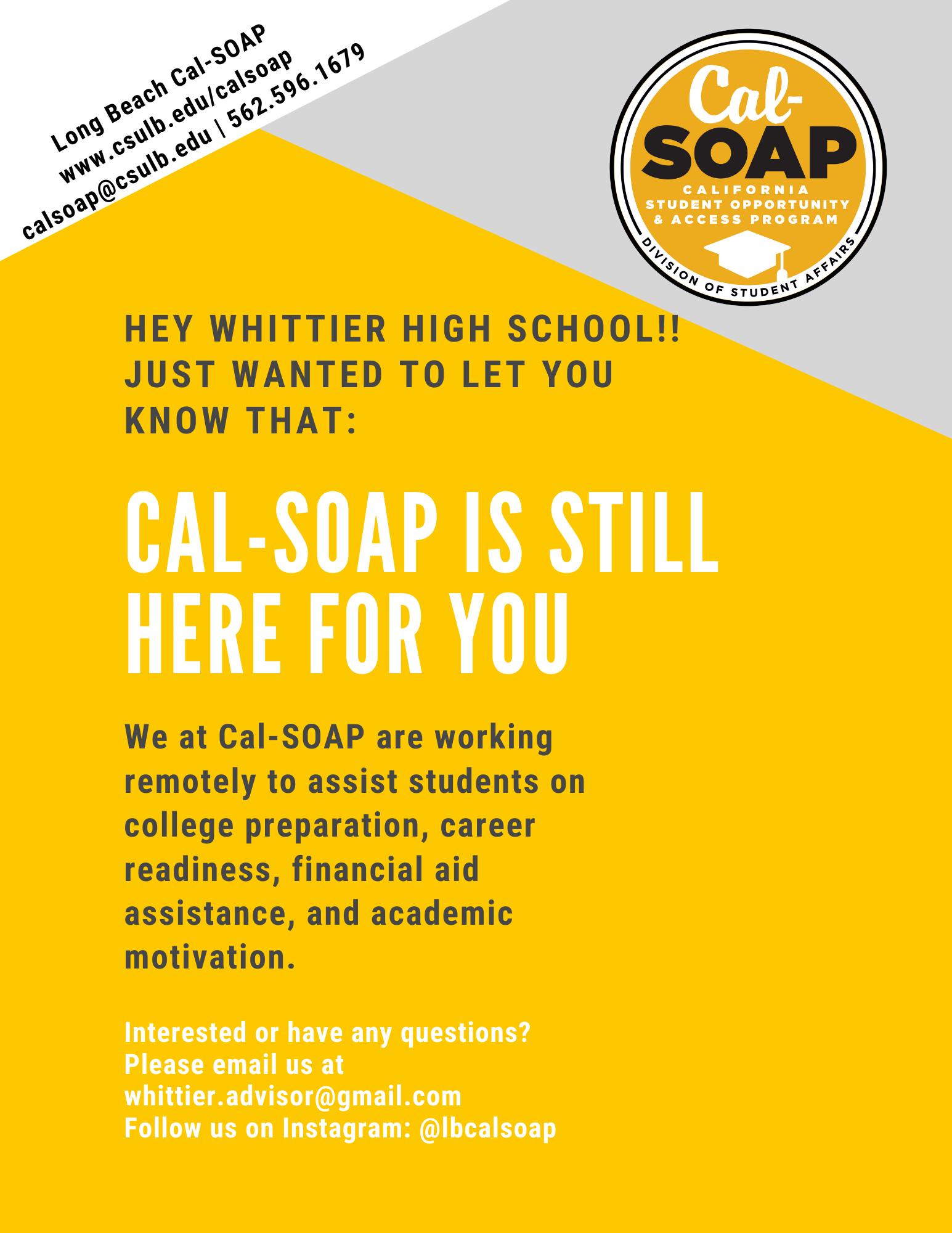 Cal Soap