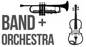 Band & Orchestra Information Featured Photo