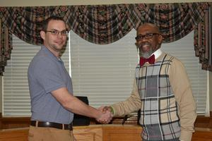 A2Z Donates to McComb School District 2020