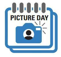calendar icon with photo
