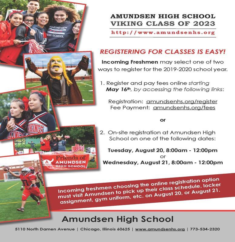 Amundsen High School