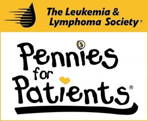 pennies for patients graphic