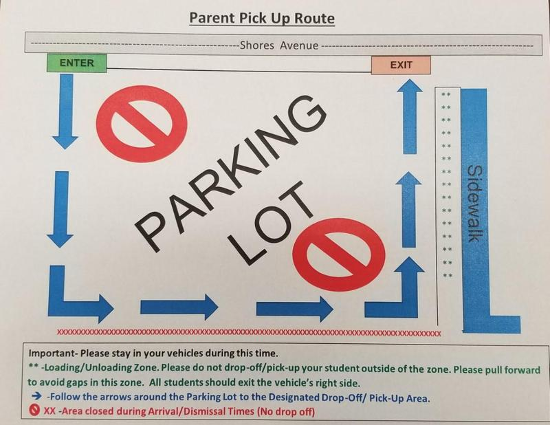 Parking Lot @ NES / Estacionamiento @ NES Featured Photo