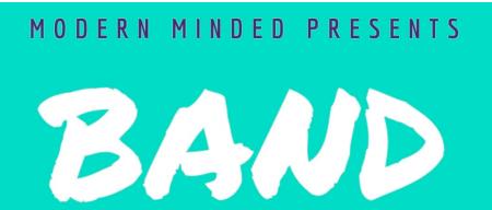 Modern Minded Band Logo