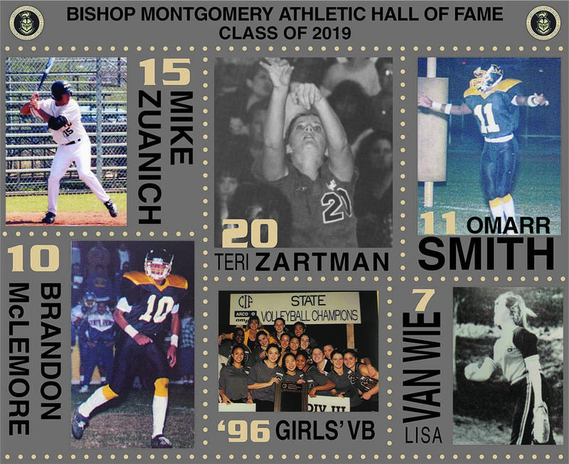 Newest Athletic Hall of Fame Class Announced Thumbnail Image