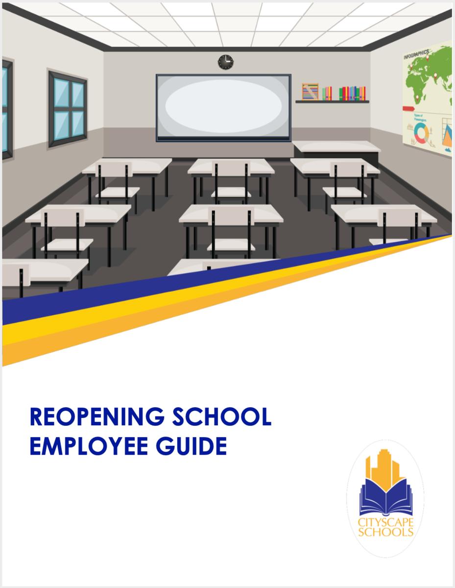 Reopening school employee guide
