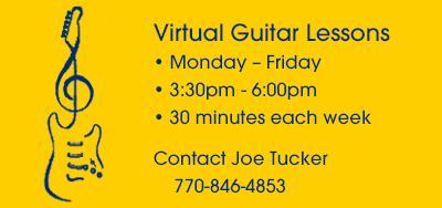 Learn Guitar with the ELCA Guitar Instructor Featured Photo