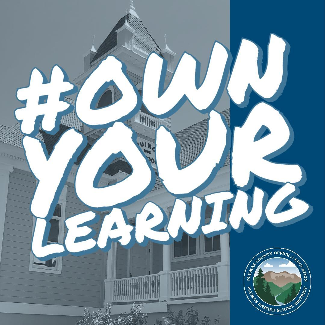 Own Your Learning 2020