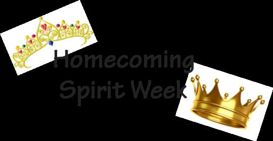 Homecoming Spirit Week Featured Photo