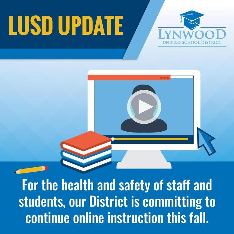 Schools to Continue Online Instruction and Remain Closed for Start of Fall Featured Photo