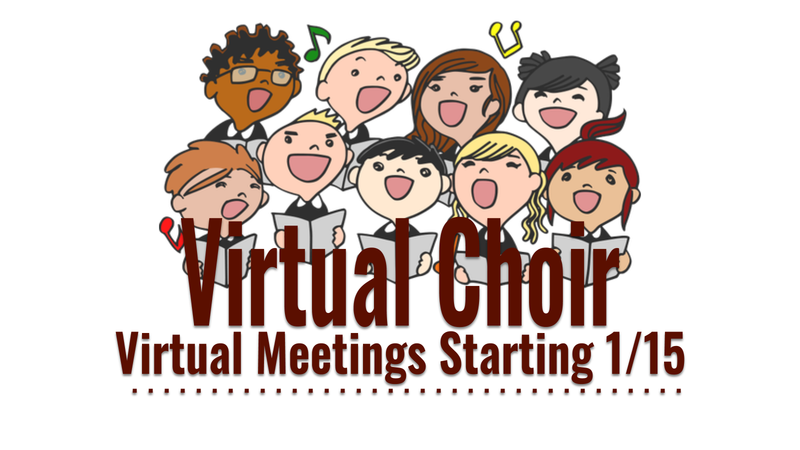 Virtual Choir Featured Photo