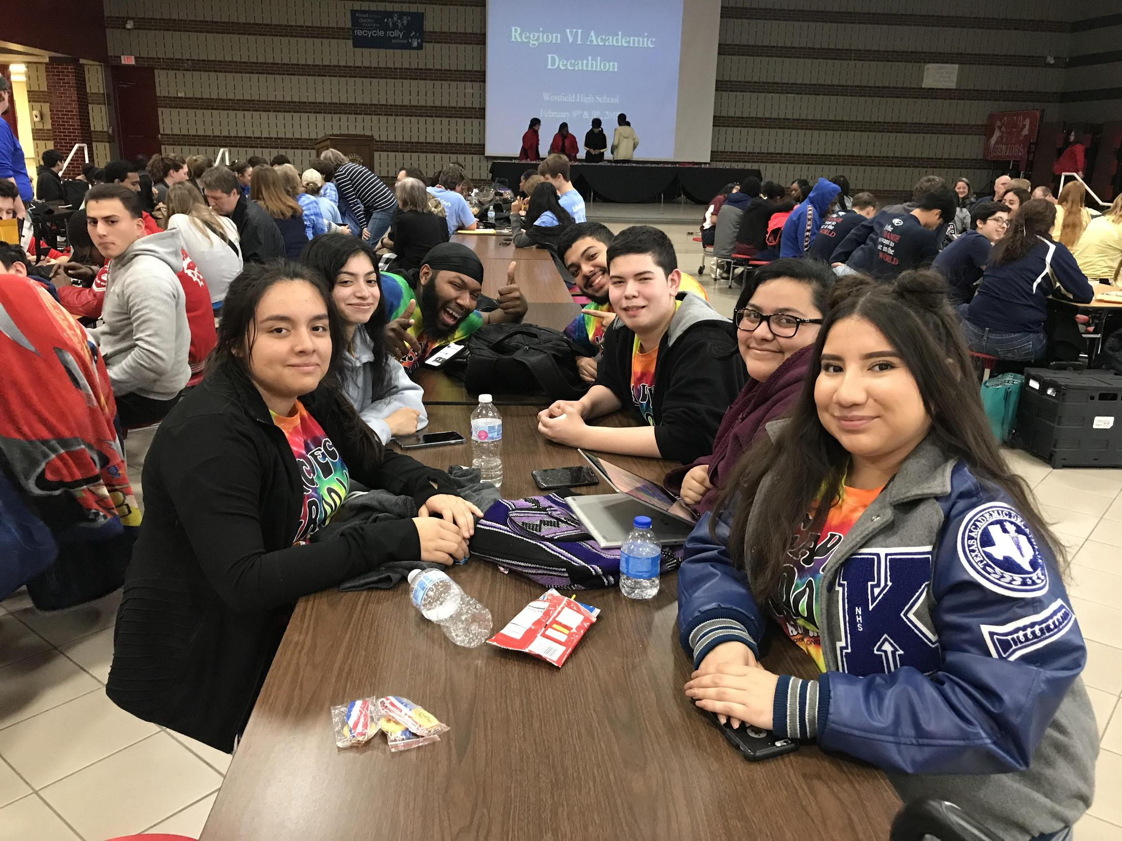 Academic Decathlon – Academic Decathlon – C E  King High School
