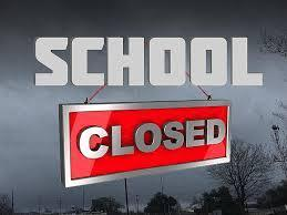 School Closed Wednesday, February 20, 2019 Featured Photo